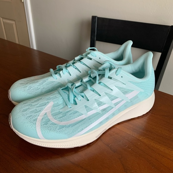 Nike Zoom Rival Fly Teal Running Shoes